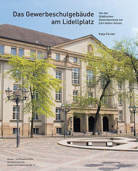 Das Gewerbeschulgebäude am Lidellplatz