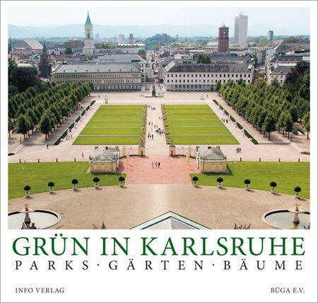 Grün in Karlsruhe